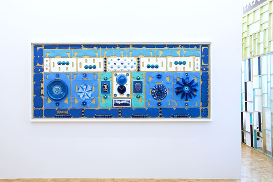 "Artists, Claude Sandoz, ""Marina"", At Fond Jay St. Lucia, West-Indies, 2015,<br />
