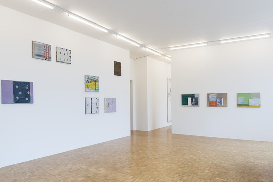 Artists, Lisa Hoever, , Foto: Anna + Peter Schudel Zürich, Exhibition 2014