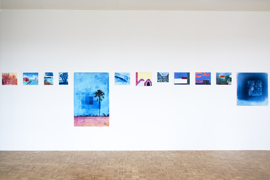 Künstler, Rolf Winnewisser, , Foto: Anna + Peter Schudel Zürich, TIME WITHOUT END 2015